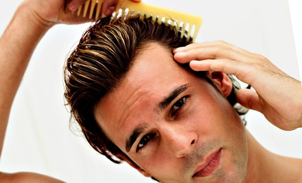 One or Two PRP Hair-Growth Treatments at New Image MD Clinic (53% Off)