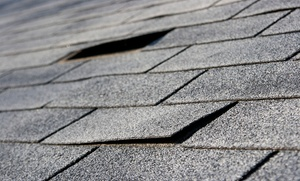 Home Pro Roofing: $89 for Roof Maintenance Package at Home Pro Roofing ($385 Value)