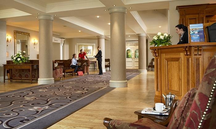 Hodson Bay Hotel Athlone Restaurant