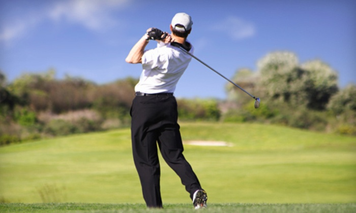 Cross Creek Driving Range and Golf Course - Tallahassee: Golf for One or Two or Six Medium Baskets of Range Balls at Cross Creek Driving Range and Golf Course (Up to 55% Off)