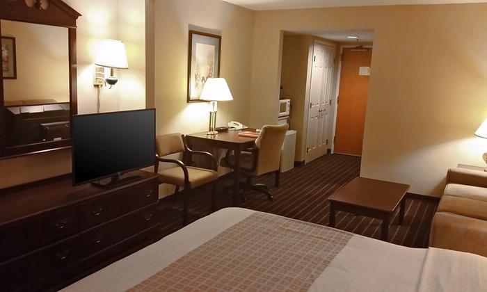 Magnuson Grand Hotel Madison in - Madison, WI | Groupon Getaways