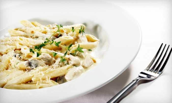 Sweet Taste of Italy - Brooklyn Park - Maple Grove: $12 for $25 Worth of Italian Fare and Drinks at Sweet Taste of Italy in Brooklyn Park