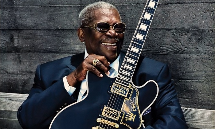 B.B. King - Arvest Bank Theatre at The Midland: B.B. King at Arvest Bank Theatre at The Midland on October 1 at 8 p.m. (Up to 22% Off)