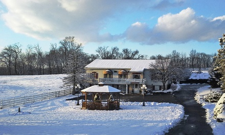 2-Night Stay for Two at West Ridge Guest House Bed and Breakfast in Elizabethtown, PA