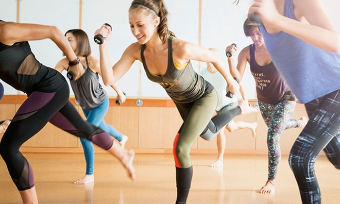 Barre3 - Barre3 Des Peres: $129 for Two-Months of Unlimited Barre Fitness Classes at barre3 ($259 Value)