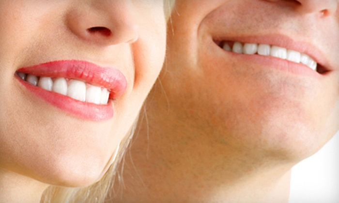 Dawson Dental Centre - Multiple Locations: New Patient Exam and Take-Home Whitening Kit at Dawson Dental Centres (84% Off). Two Options Available.