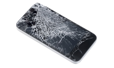 Smartphone Screen Repair at OMG Smart Phone Solutions (Up to 70% Off). Five Options Available.
