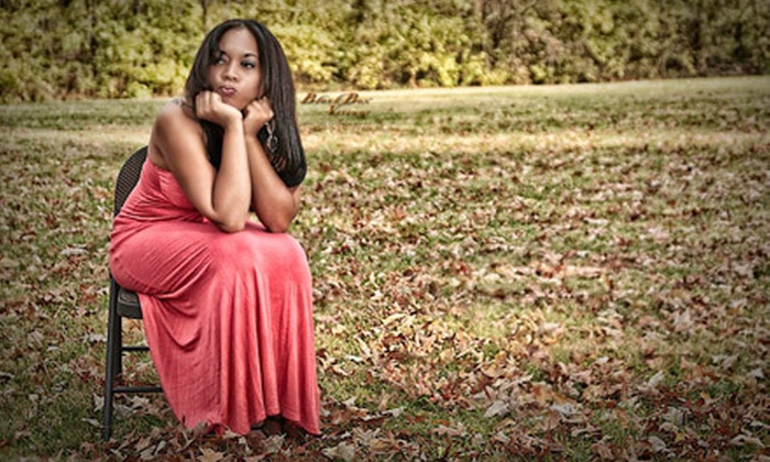 BlackBox Visions Photography - Stone Mountain: $69 for a 60-Minute Photo Shoot with Digital Images and Prints at BlackBox Visions Photography ($291 Value)