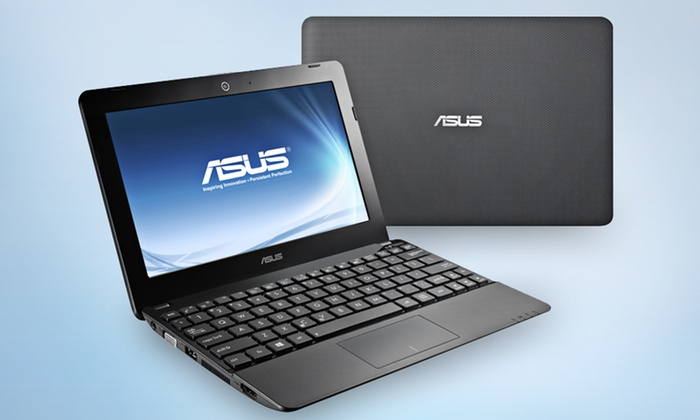 """ASUS 10.1"""" Notebook with Ubuntu: $279.99 for an ASUS 10.1"""" 1015E-DS02 Notebook with Ubuntu Operating System ($299 List Price). Free Shipping and Returns."""