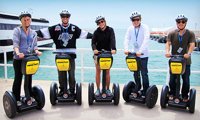 San Diego Segway Tours by Wheel Fun Rentals - Wyndham San Diego Bayside Hotel: Segway Tour of Coronado Island or Downtown San Diego from San Diego Segway Tours (Up to 51% Off) Four Options Available.
