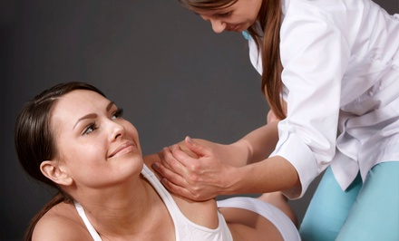Standard, Deluxe, or Premium Chiropractic-Exam Package at Back in Balance Chiropractic (Up to 84% Off)