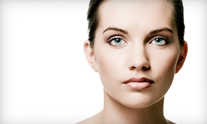 Natural Foundations Skin Center - Capitola: One, Two, or Three 30-Minute Microcurrent Facials at Natural Foundations Healing Center (Up to 71% Off)