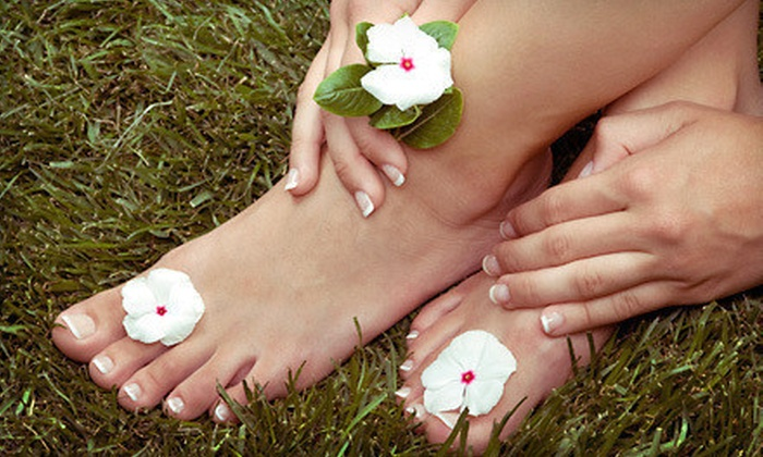 Paradise Cosmetic MedSpa - Legend Oaks Plaza: Laser Nail-Fungus-Removal Treatment for One or Both Feet or Hands at Paradise Cosmetic MedSpa (Up to 75% Off)
