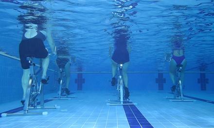 3 ou 5 séances d'aquabike ou d'aquagym de 30 min chacune dès 29,90 € à la salle de fitness O-gym – Poitiers