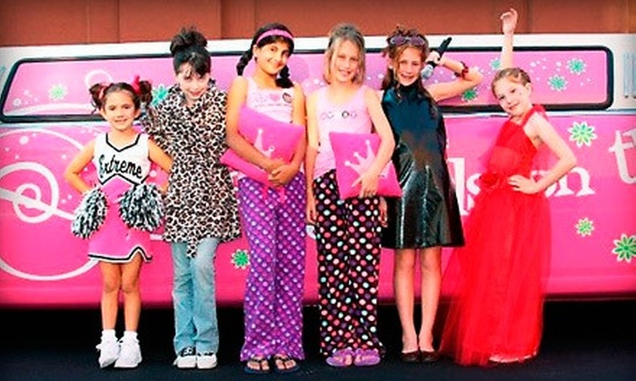Sweet and Sassy - Novi: Mini Mani-Pedi with Optional Haircut, or VIP Party for Eight Girls at Sweet and Sassy (Up to 53% Off)