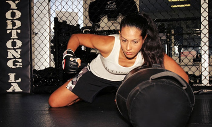 Sityodtong USA - Sityodtong USA: $199 for One Month of Fight Fit Boot Camp and Unlimited Training with Gear at Sityodtong USA ($968 Value)