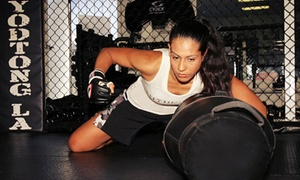 Sityodtong USA: $175 for One Month of Fight Fit Boot Camp and Unlimited Training with Gear at Sityodtong USA ($968 Value)