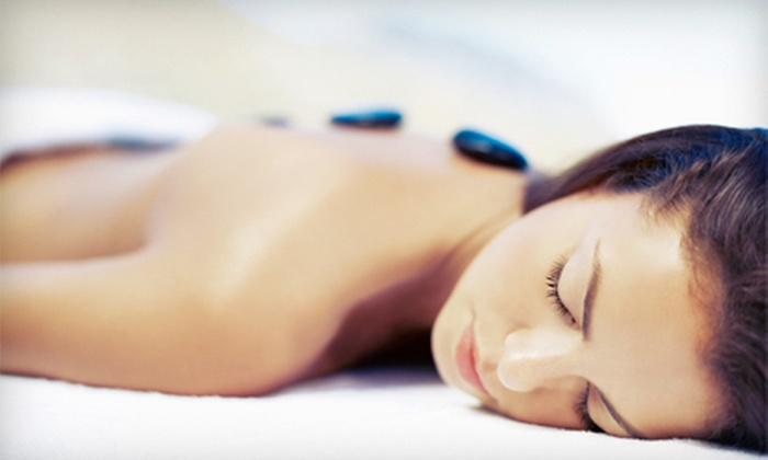 Body, Back & Balance - Huntsville: One-Hour Deep-Tissue or Hot-Stone Massage at Body, Back & Balance (Up to 54% Off)