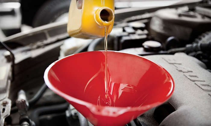 M.K. Auto Inc. - Sacramento: $49 for Four Oil Changes at M.K. Auto Inc. ($99.80 Value)
