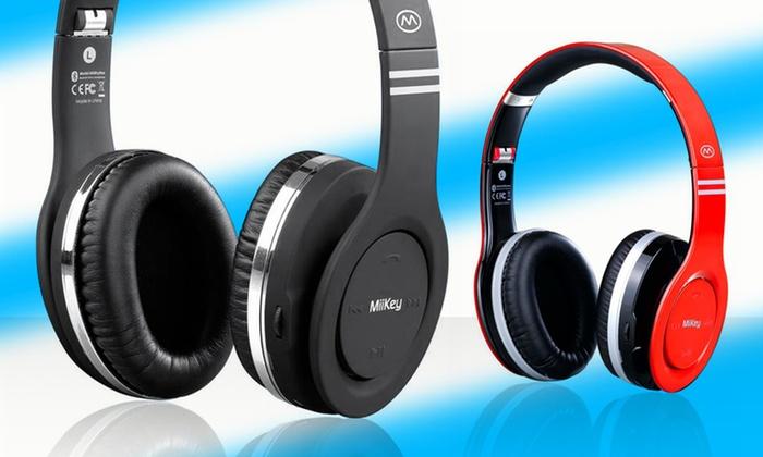 MiiKey MiiRhythm Bluetooth Headphones: MiiKey MiiRhythm Bluetooth Headphones. Multiple Colors. Free Shipping and Returns.