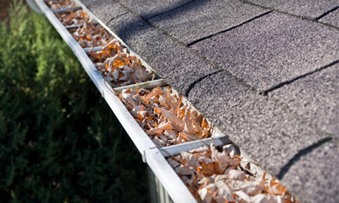 Allied Roofing Contracting & Distribution - Thornton: Gutter Cleaning and Full Roof Inspection from Allied Roofing Contracting & Distribution (Up to 83% Off)