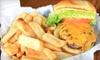 J. Patrick's Irish Pub & Grill - OOB - West Town: Pub Meals for Two or Four at J Patrick's Irish Pub (Up to 53% Off)