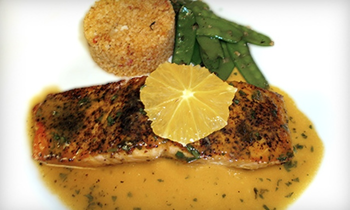 Mediterranee Restaurant - Great Falls: $30 for a Three-Course Prix Fixe Mediterranean Dinner for Two at Mediterranee Restaurant ($60 Value)