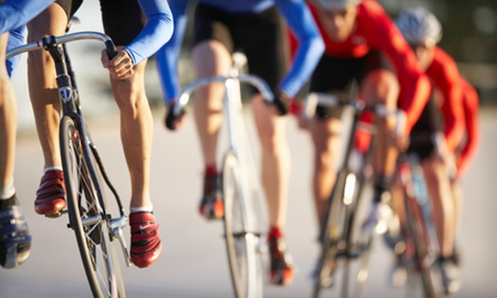 Hubbard Lake Triathlon - Lansing: Entry for One Person or a Three-Person Relay Team to the Hubbard Lake Triathlon on August 3 (Up to Half Off)