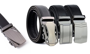 Men's Automatic Ratchet Belt