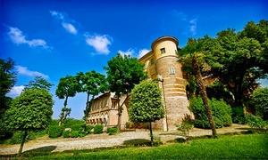 Castello di Uviglie: Visita guidata con degustazione di calici di vino e salumi per una, 2, 4, 6, 8 o 10 persone al Castello di Uviglie