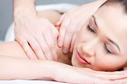 60-Minute Relaxation or Deep-Tissue Massage at Heavenly Hands Body Massage (Up to 54% Off)