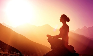 Serenity Studio: One, Three, or Five CrystalChromotherapyChakra Healing Lamp Sessions at Serenity Studio (Up to56% Off)