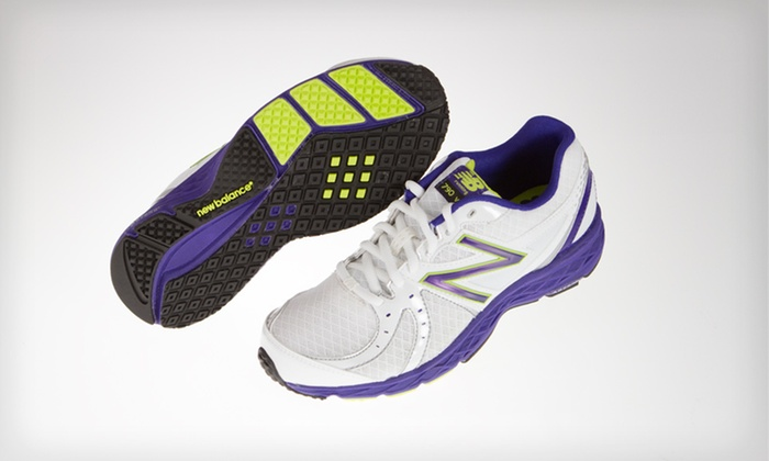 New Balance Kids' 790 Sneakers: $39 for New Balance Kids' 790 Sneakers in White and Purple ($54.99 List Price). Free Shipping. Multiple Sizes Available.