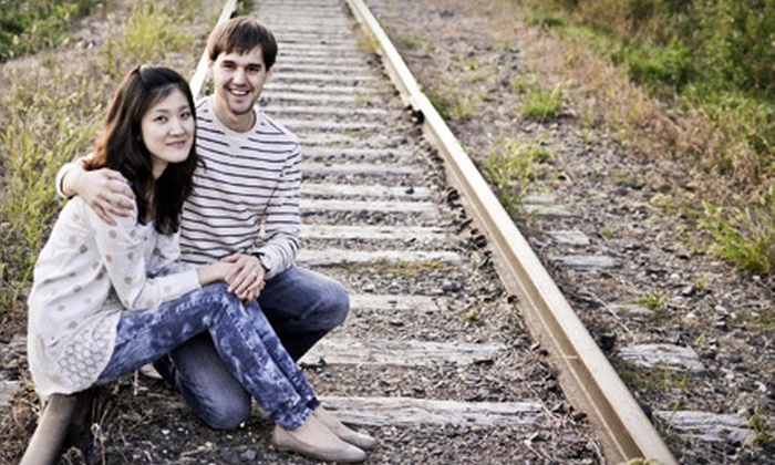 Hun Lee Photography - Glencairn: $55 for a One-Hour On-Location Photo Shoot with a DVD of 25 Images from Hun Lee Photography ($200 Value)