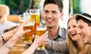 Swine and Stein Oktoberfest - Pond Road: Swine and Stein Oktoberfest for Two or Four with Beer at Gardiner Main Street on Saturday, October 12