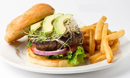 Burgers, Sandwiches, and Burger Eating Challenge at Burger Shack (Up to 52% Off). Five Options Available.