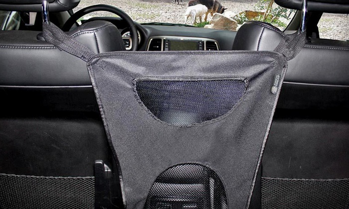 $9.99 for American Kennel Club Backseat Barrier. Free Returns
