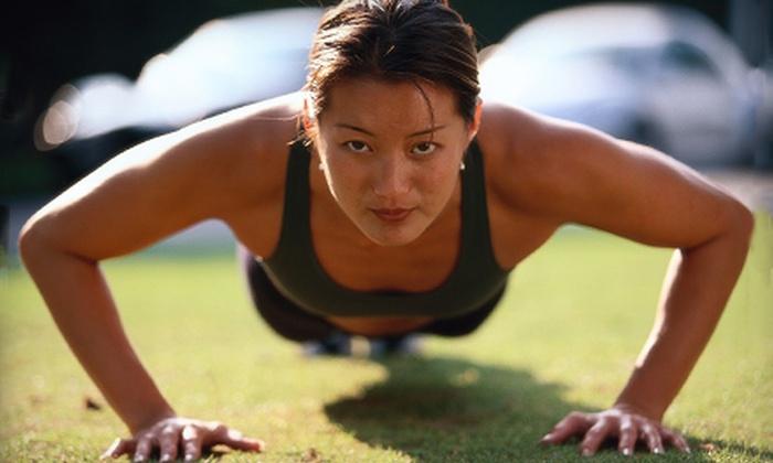 Intensity Body Training - Atlanta: Four- or Eight-Week Fitness Camps at Intensity Body Training (Up to 68% Off)
