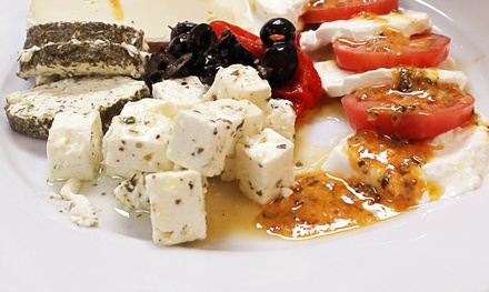 Tapas, Entrees, and Wine for Two or Four at Bistro Du Soleil (Up to 50% Off)