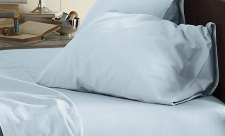 100% Pima Cotton 800-Thread-Count Sheet Set