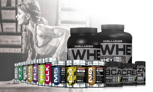 Cellucor Fitness Supplements