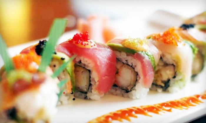 Dozika - Evanston: $15 for $30 Worth of Asian Cuisine at Dozika