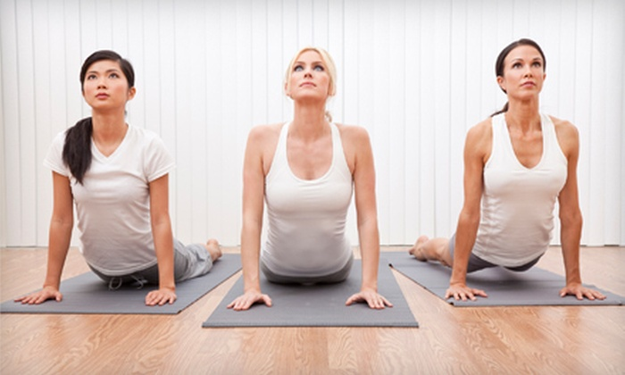 Balanced Life Yoga - Indian Moon: 10 or 20 Yoga Classes at Balanced Life Yoga (Up to 81% Off)