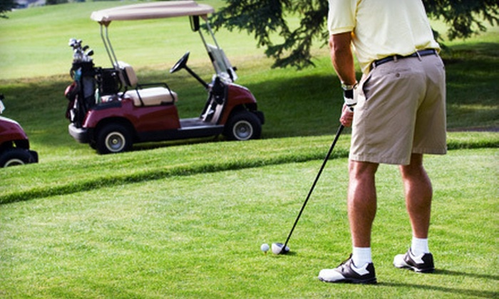 Hilliard Lakes Golf Course - Cleveland: Nine-Hole Round of Golf for Two or Four at Hilliard Lakes Golf Course in Westlake (Up to 56% Off)