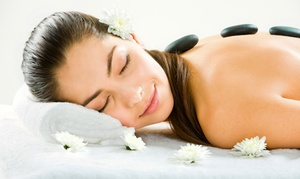 APS Day Spa: One-Hour Organic Deep-Cleansing Facial, Swedish or Hot-Stone Massage, or Both at APS Day Spa (Up to 60% Off)