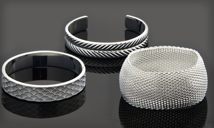 Cate & Chloe Bracelets: $19.99 for a Cate & Chloe Silver Bracelets (Up to $99 List Price). 10 Options Available. Free Shipping and Returns.