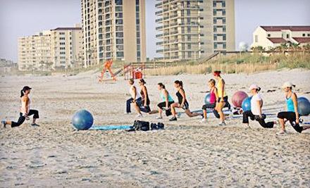 Under The Sun Fitness - Under The Sun Fitness in Jacksonville Beach