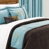 Embroidered 6-Piece Coverlet Set
