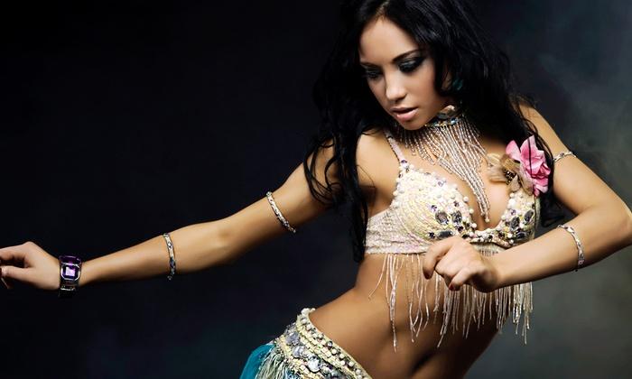 Maya Zahira School of Bellydance - Maya's Oasis: $29 for Five 60-Minute Belly-Dancing Lessons at Maya Zahira School of Bellydance (Up to $75 Value)