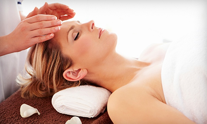 Reiki By Macey at Lush Hair Studio & Spa - Monona: One or Three 60-Minute Reiki Massages at Reiki By Macey at Lush Hair Studio & Spa (51% Off)
